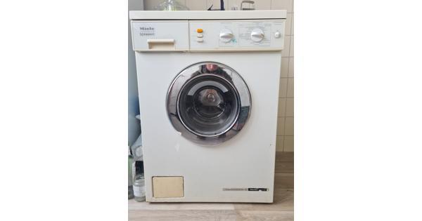 Kapotte wasmachine